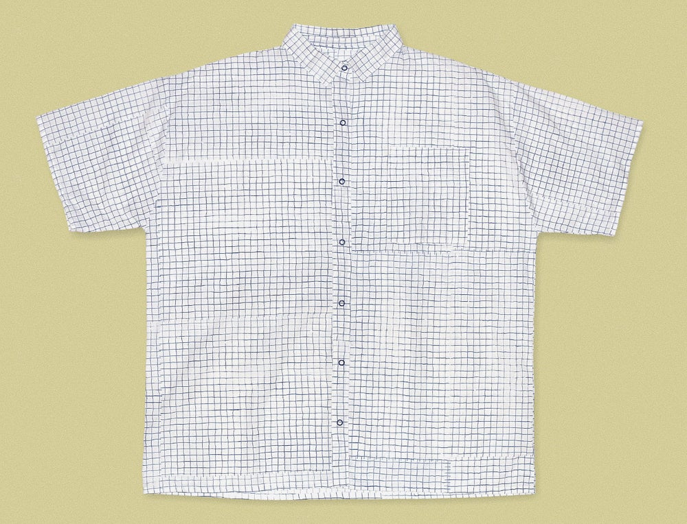 Image of SOFT GRID SHIRT