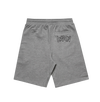 FOREVER(young)CHASING(the sun) SHORTS GREY