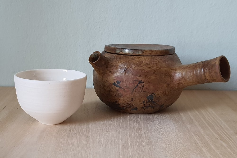 Image of Teiera | serie kyuzu