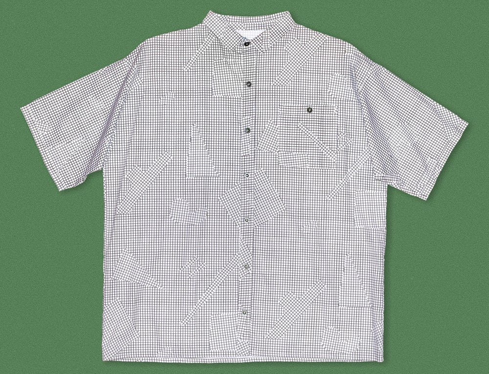Image of BROKEN GRID SHIRT