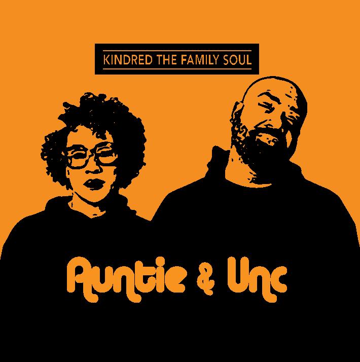 Image of AUNTIE & UNC  Autographed CD