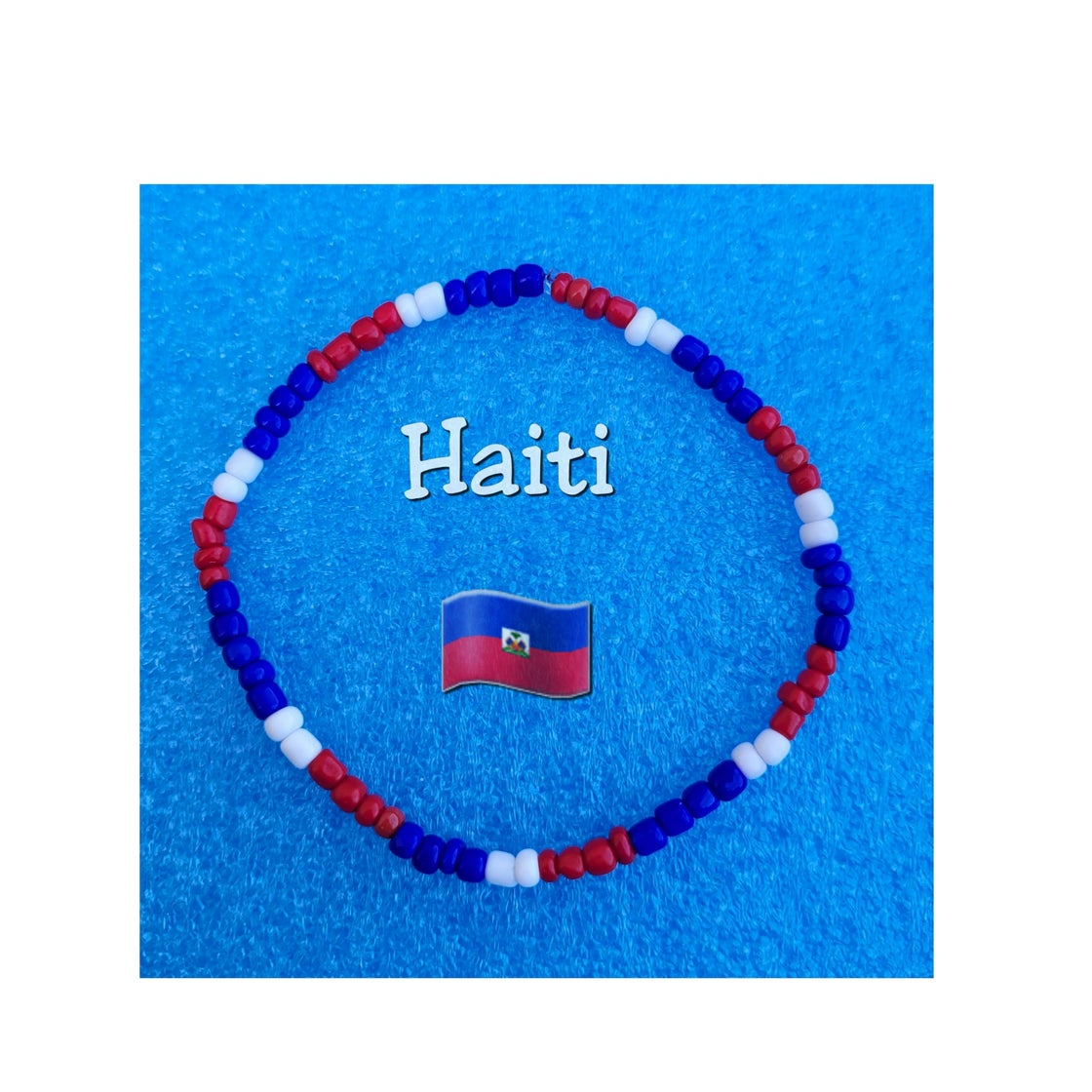 Image of Country Flag Anklets