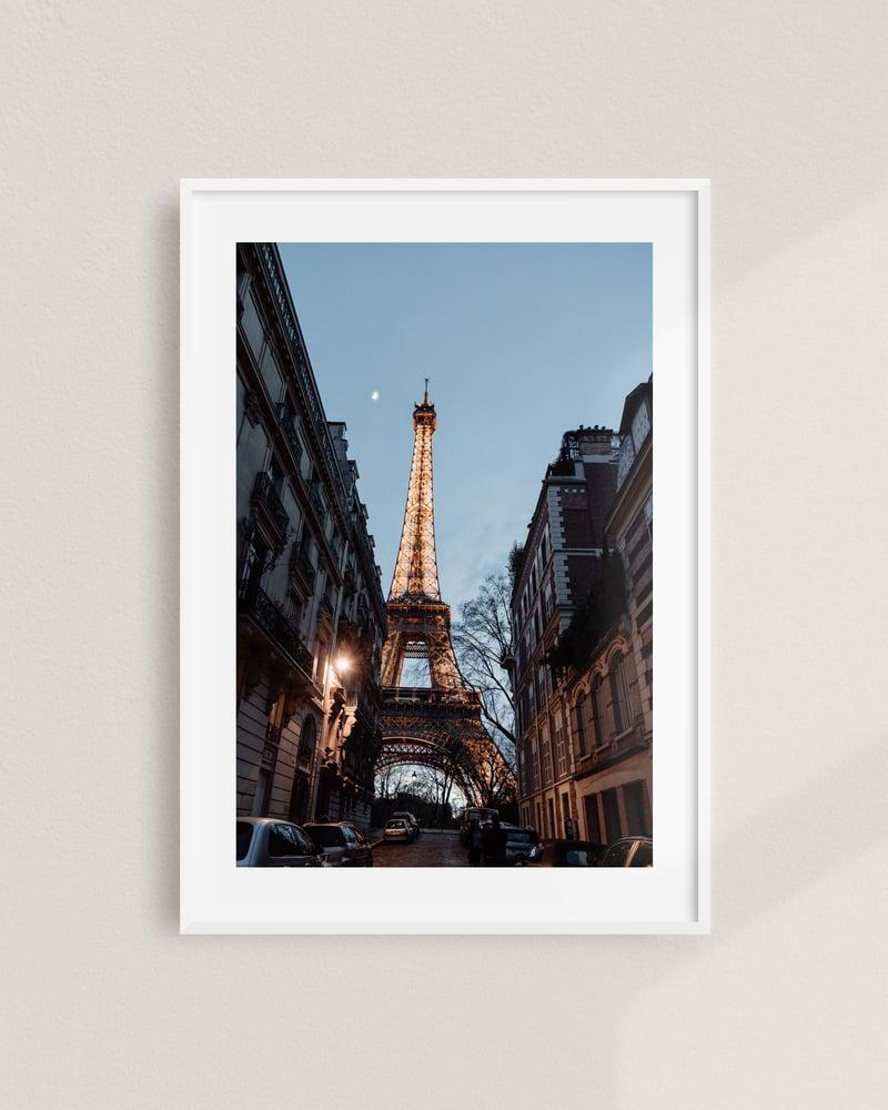 Image of La Tour Eiffel
