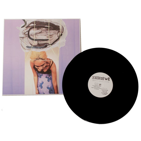 """Image of SHIKOSWE """"Back in the Tall Grass"""" LP"""