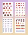 The Arcana - Washi Stickers