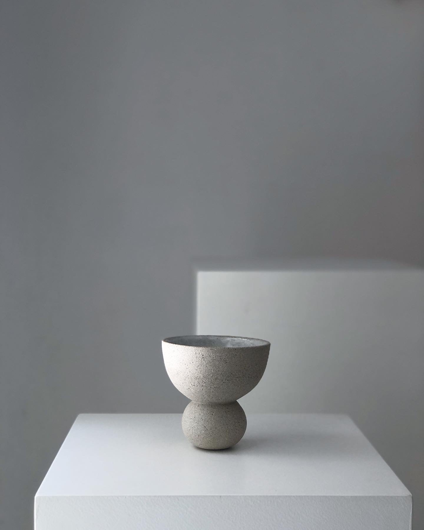 Image of Gray sand chalice