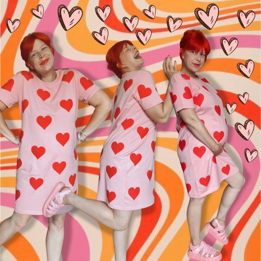 Image of I heart you dress