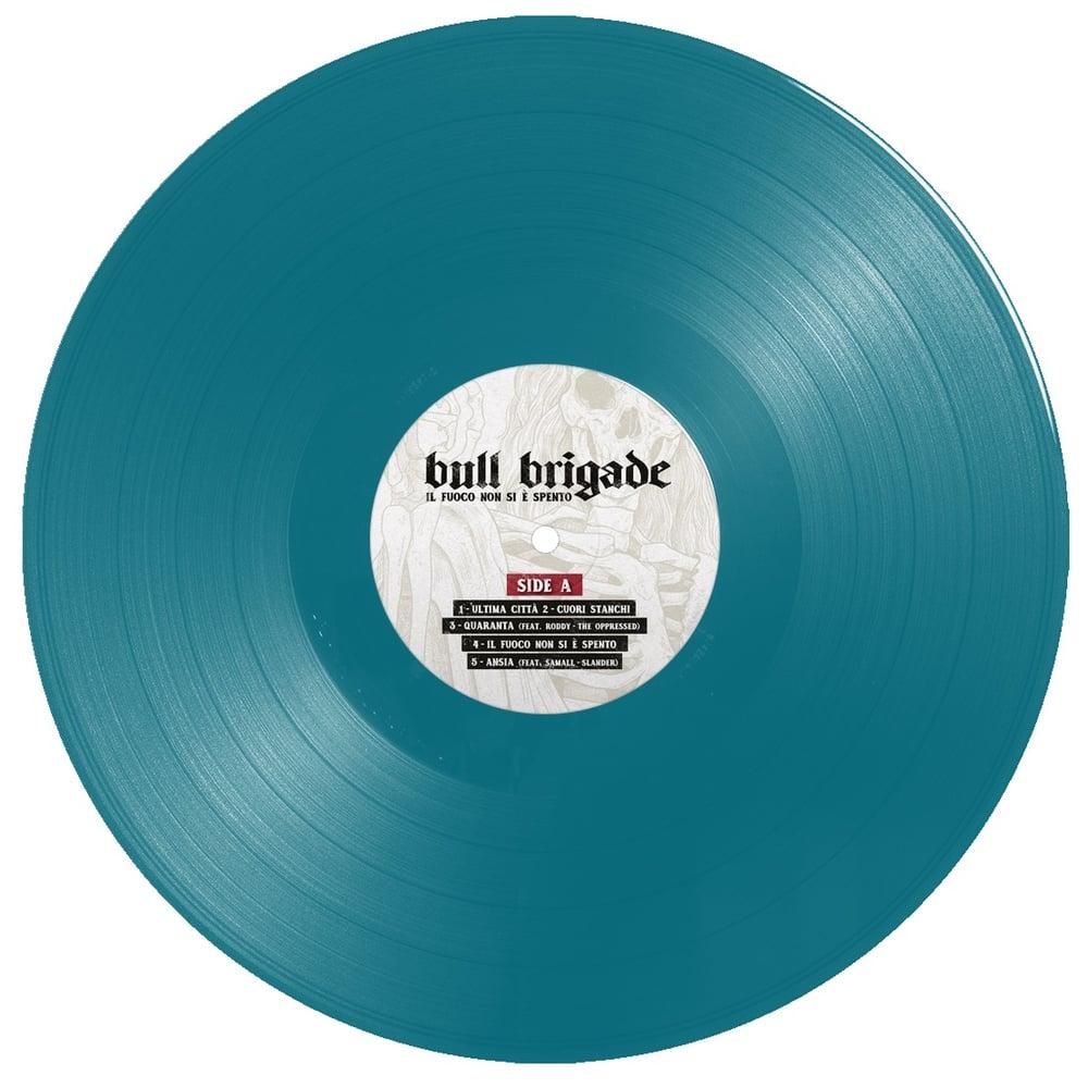 Bull Brigade -  Il Fuoco Non Si è Spento - LP ***Pre-Order***