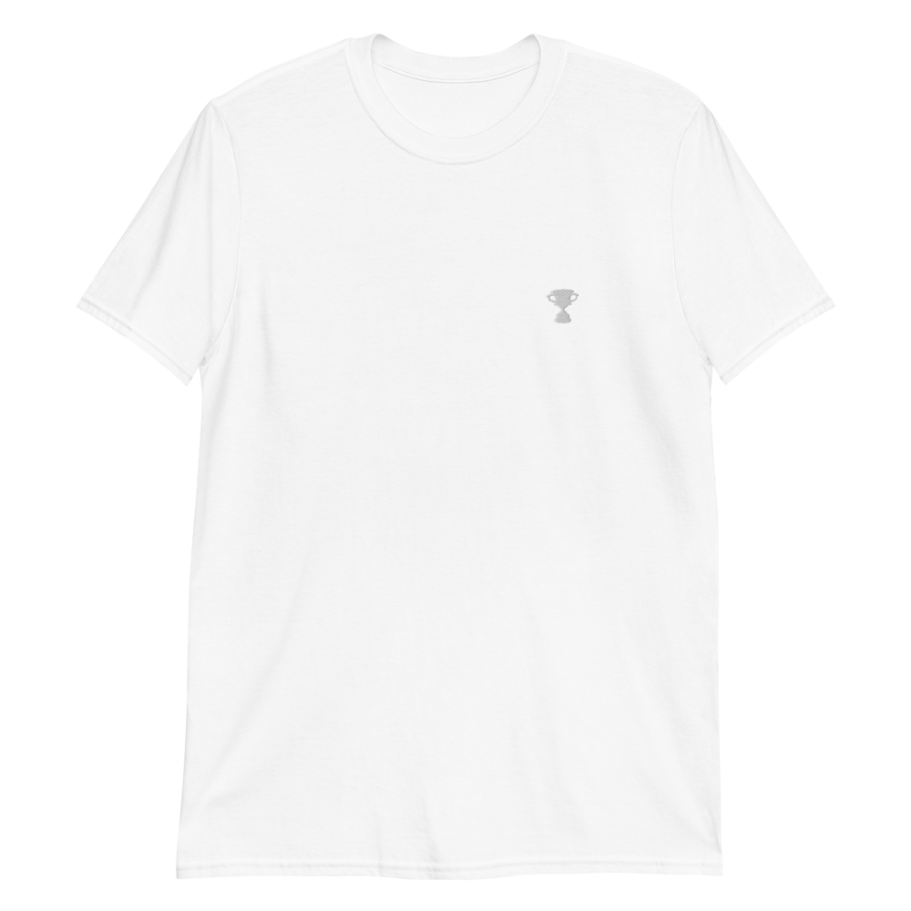 Image of Trophy Short Sleeve Embroidered T-Shirt
