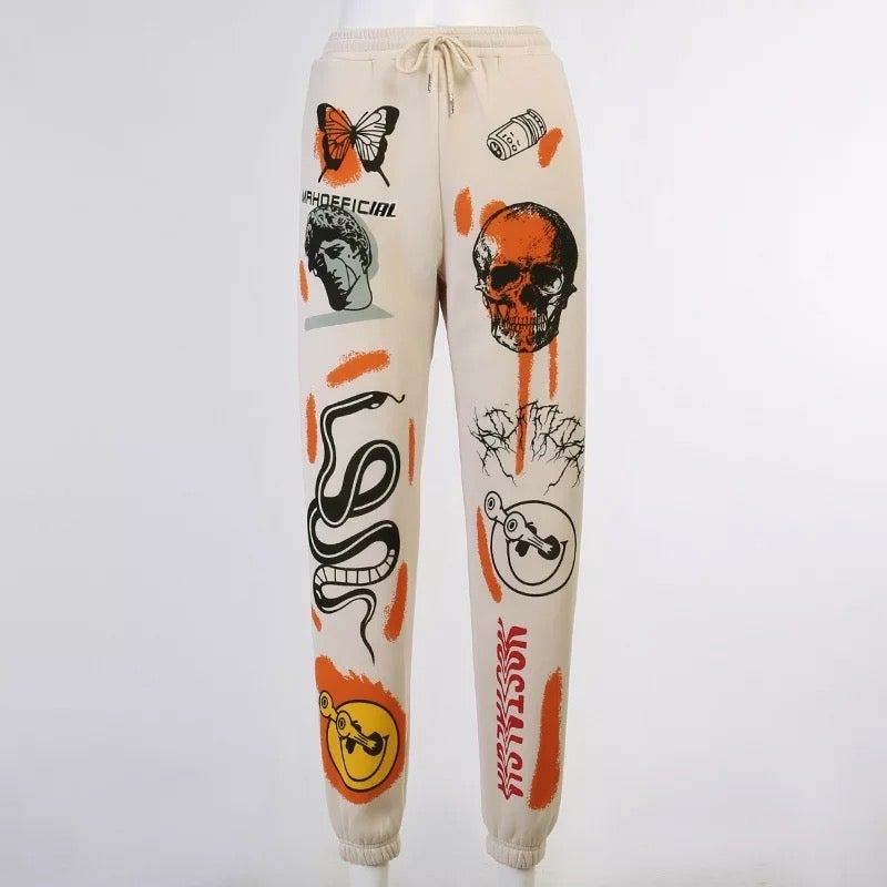 Scary Hours Sweat Pants (PREORDERS)
