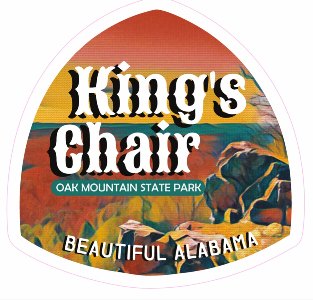 Image of Decal - King's Chair