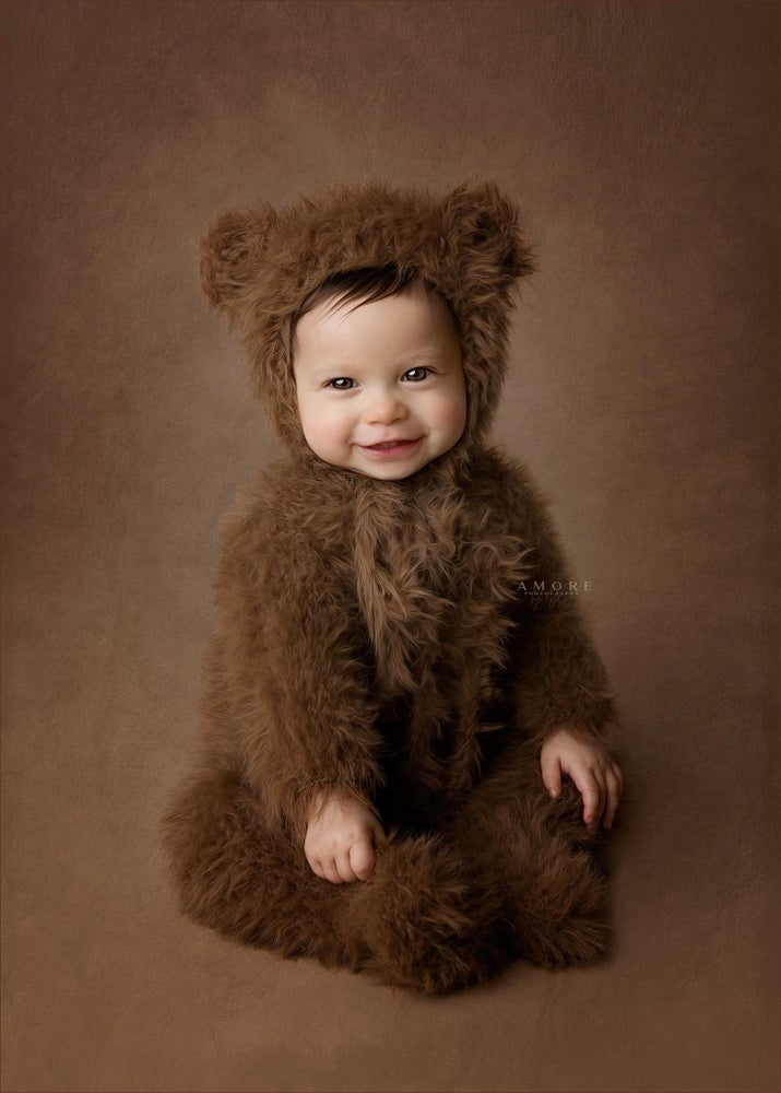 Image of The FURRIEST Bear In Town