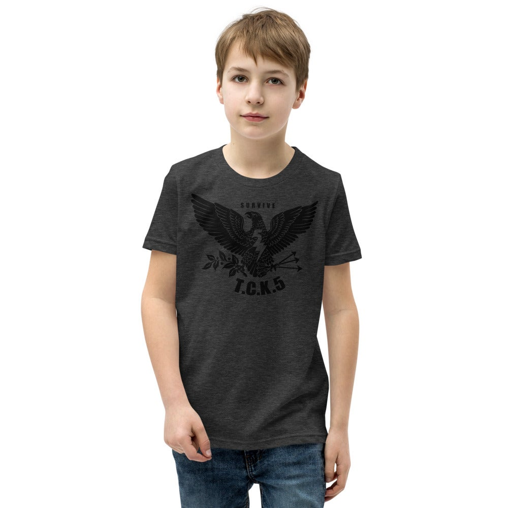 """T.C.K.5. EAGLE"" Youth T-Shirt"