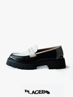 PLACEBO NUDE PENNY LOAFER