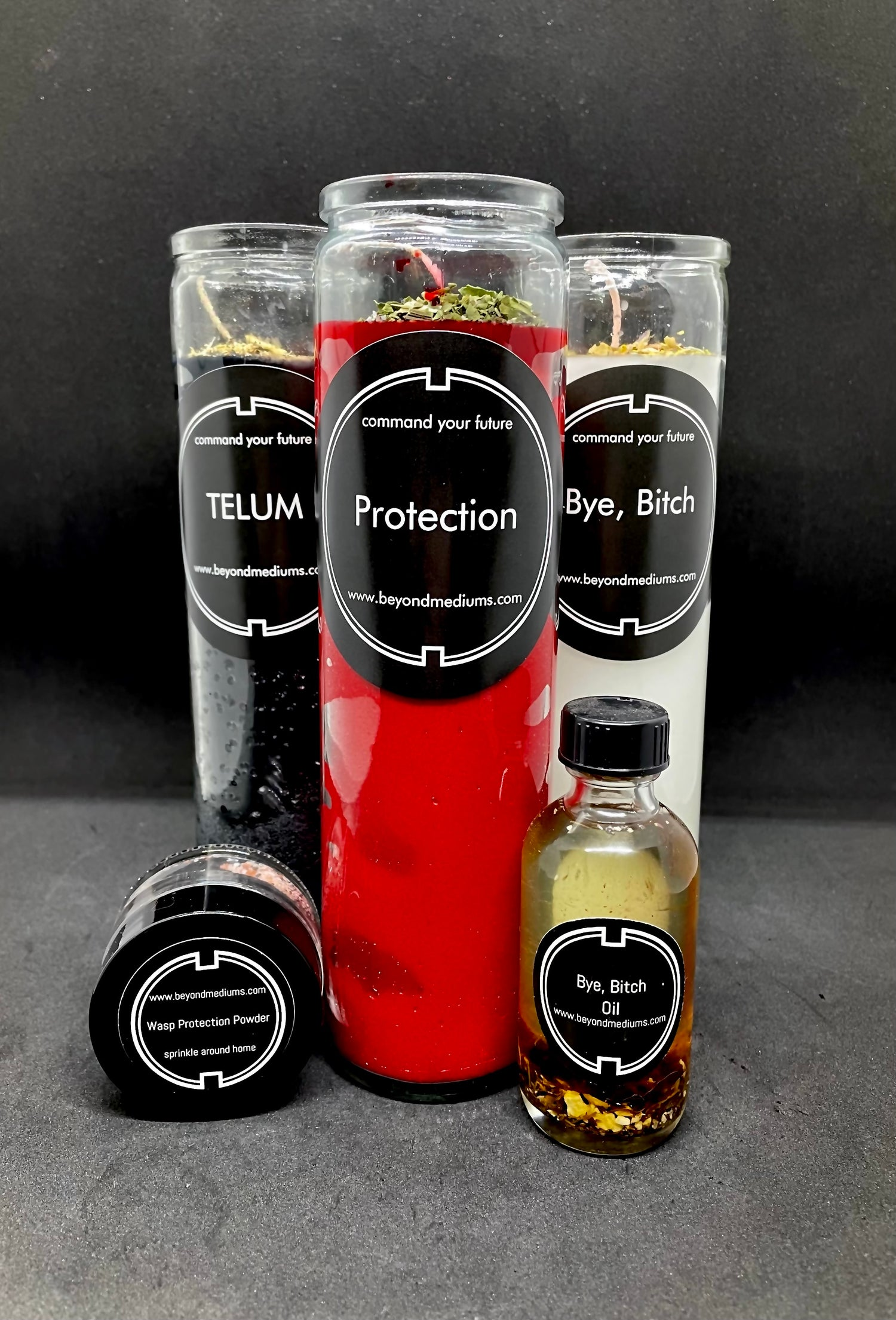 Image of Clear Banish & Protect Set