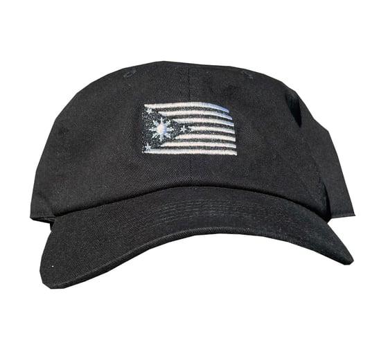 Image of Fil-am Dad hat Blk