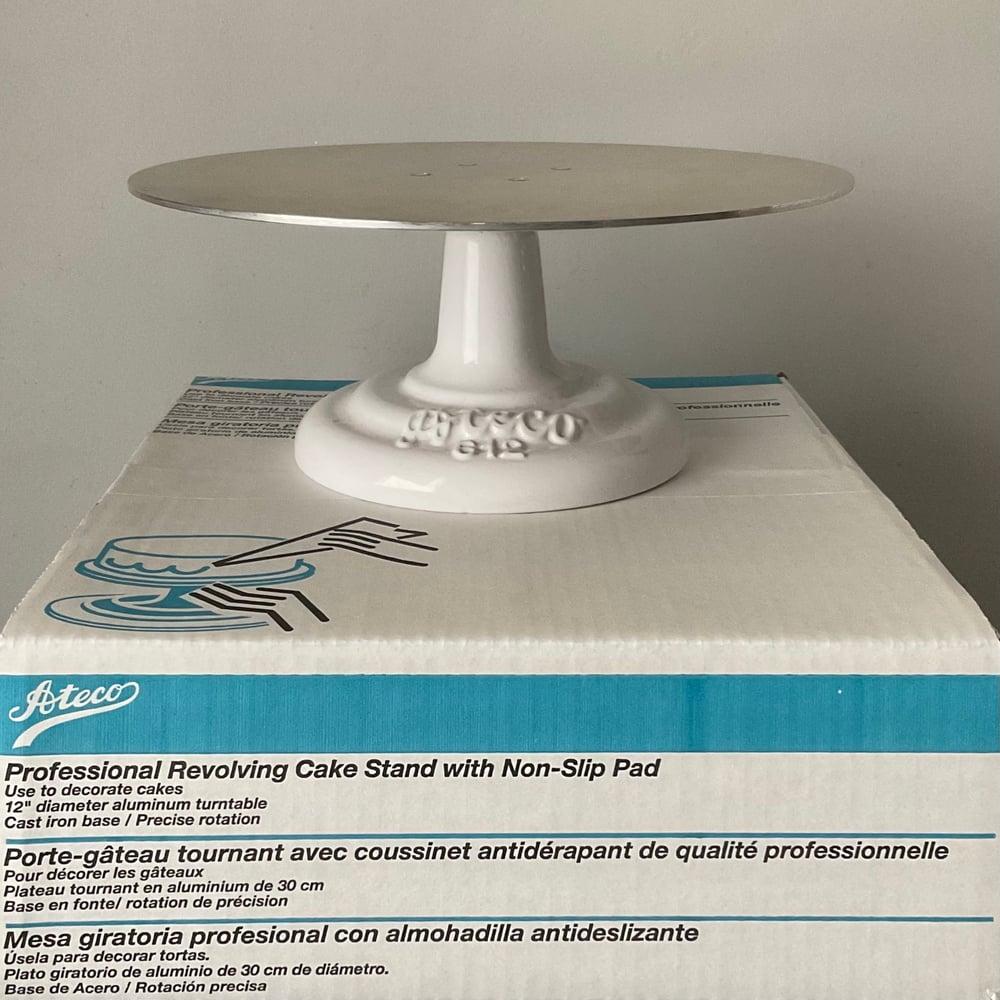 Image of Ateco Cake Stand