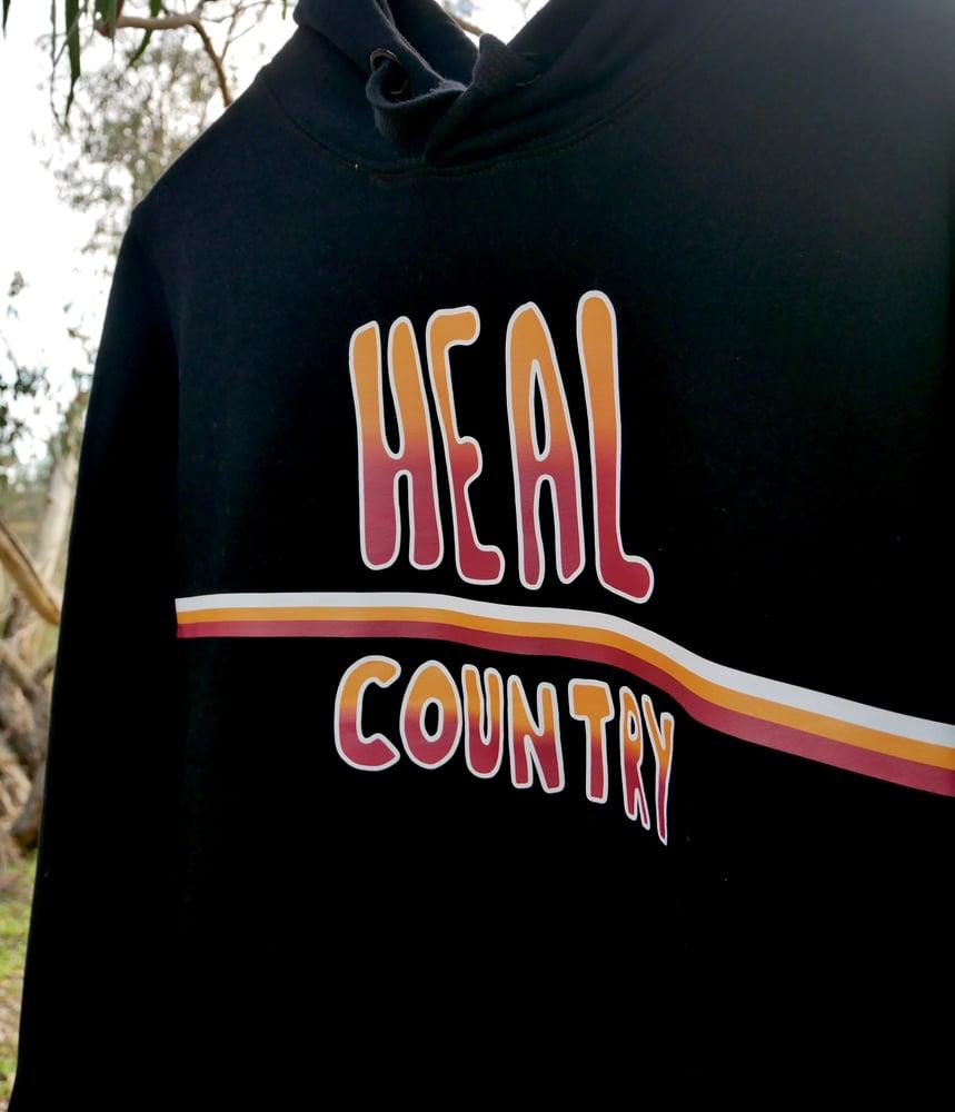 Image of HEAL COUNTRY Hoodie