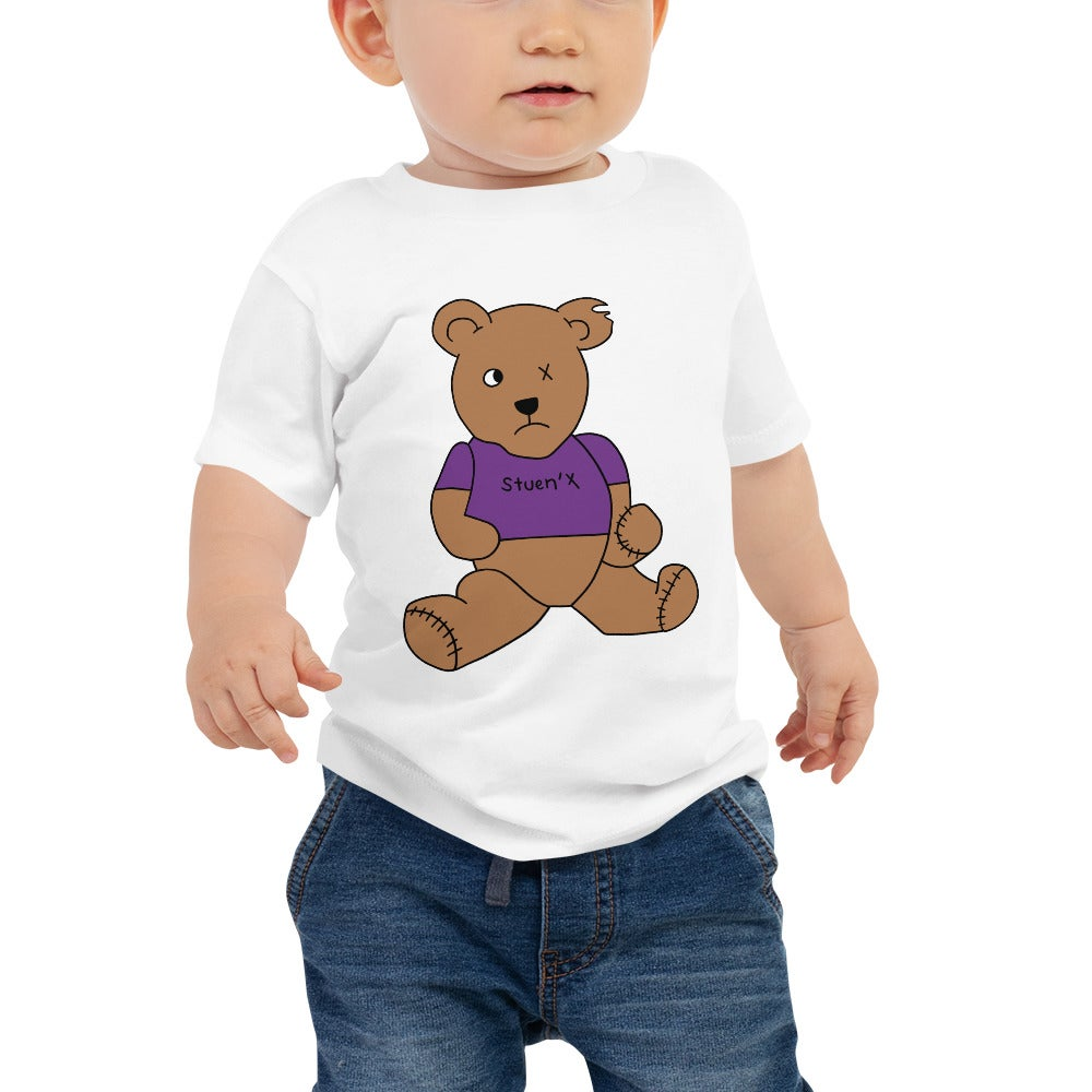 Image of Benny The Bear Jersey Baby Tee