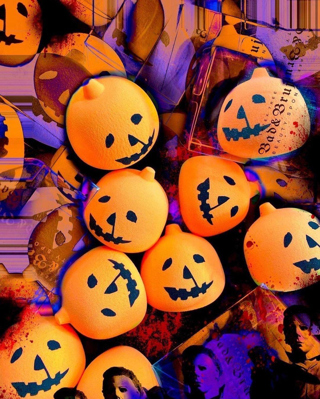 Image of Pumpkin sponge