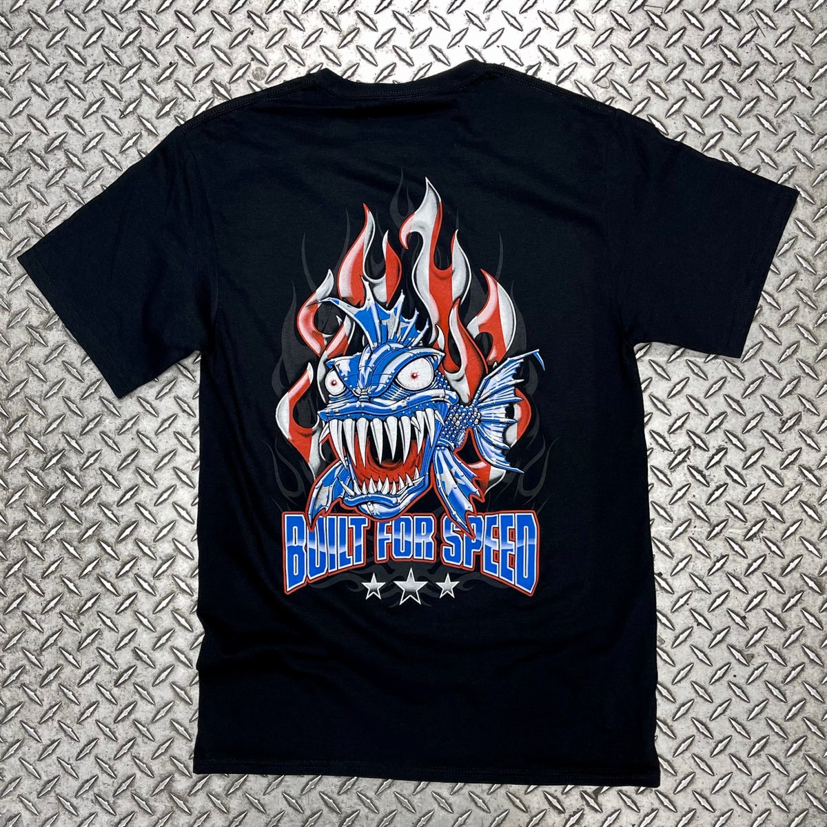 Image of Built for Speed Tee
