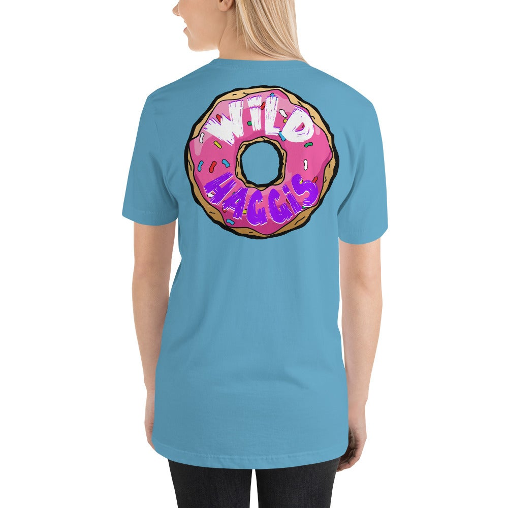 """""""All The Donuts In The World"""" Short-Sleeve Unisex T-Shirt"""