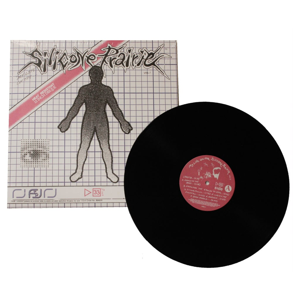 """Image of SILICONE PRAIRIE """"My Life on the.."""" LP"""