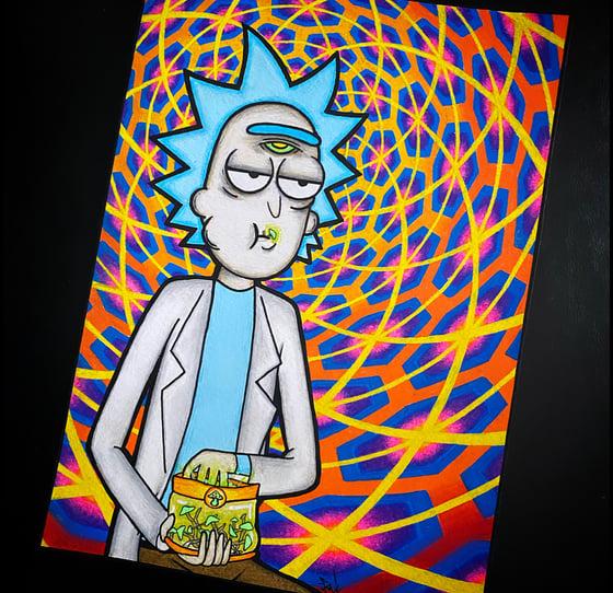 Image of Rick- prints