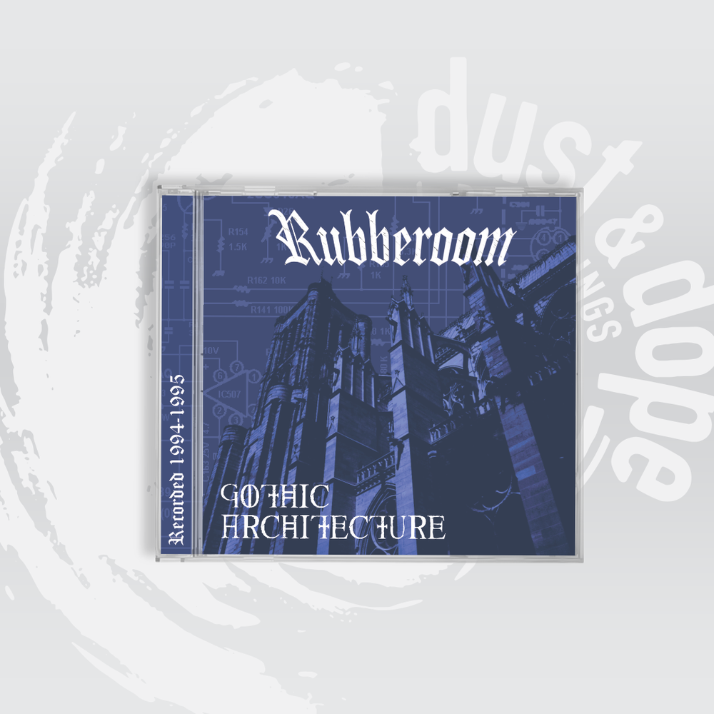 Rubberoom - Gothic Architecture CD [DDR009-400-CD]