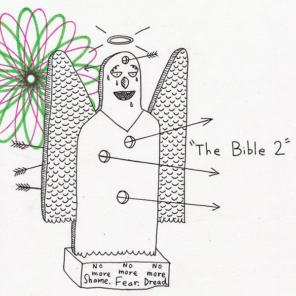 Image of AJJ - The Bible 2 LP