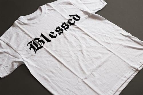 Image of BIG Blessed (Crewneck & T-Shirt)