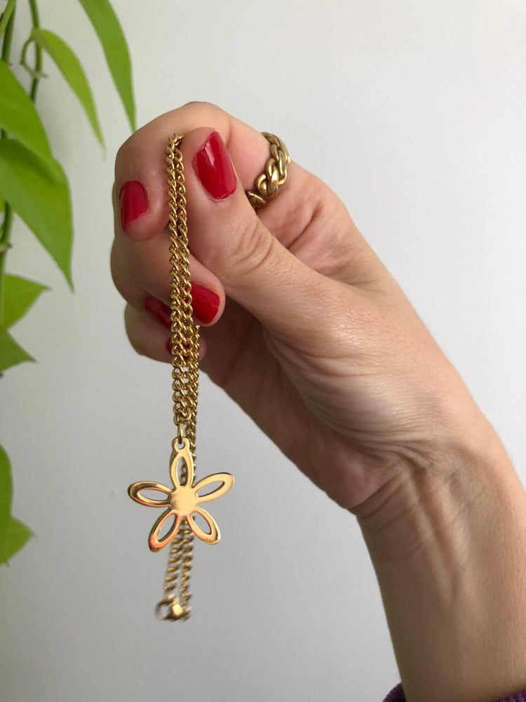 Image of DAISY NECKLACE