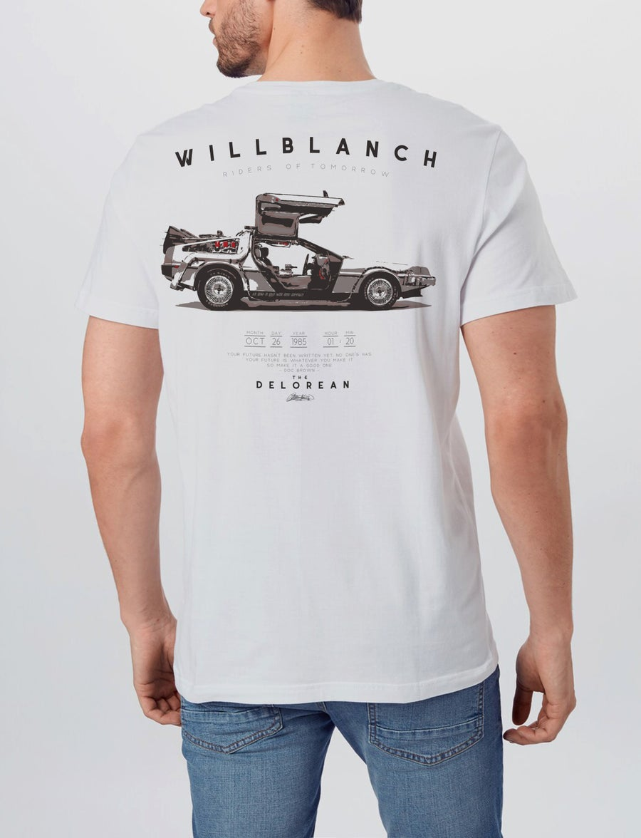 Image of CAMISETA DELOREAN