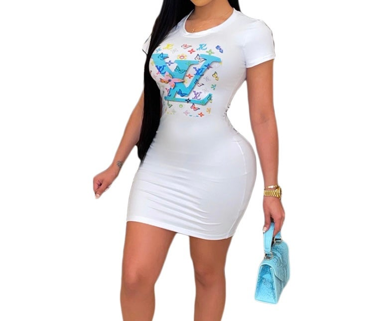 Image of Mini Tee Dress