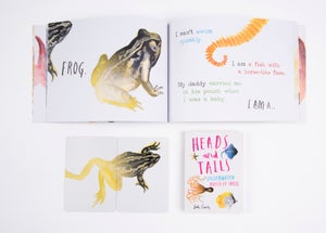 Image of Heads and Tails Underwater gift packs