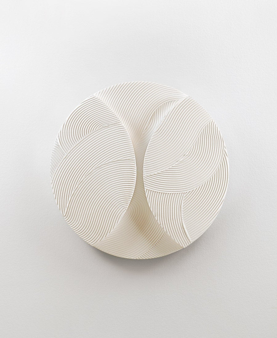 Image of White Sphere · Relief No. 1