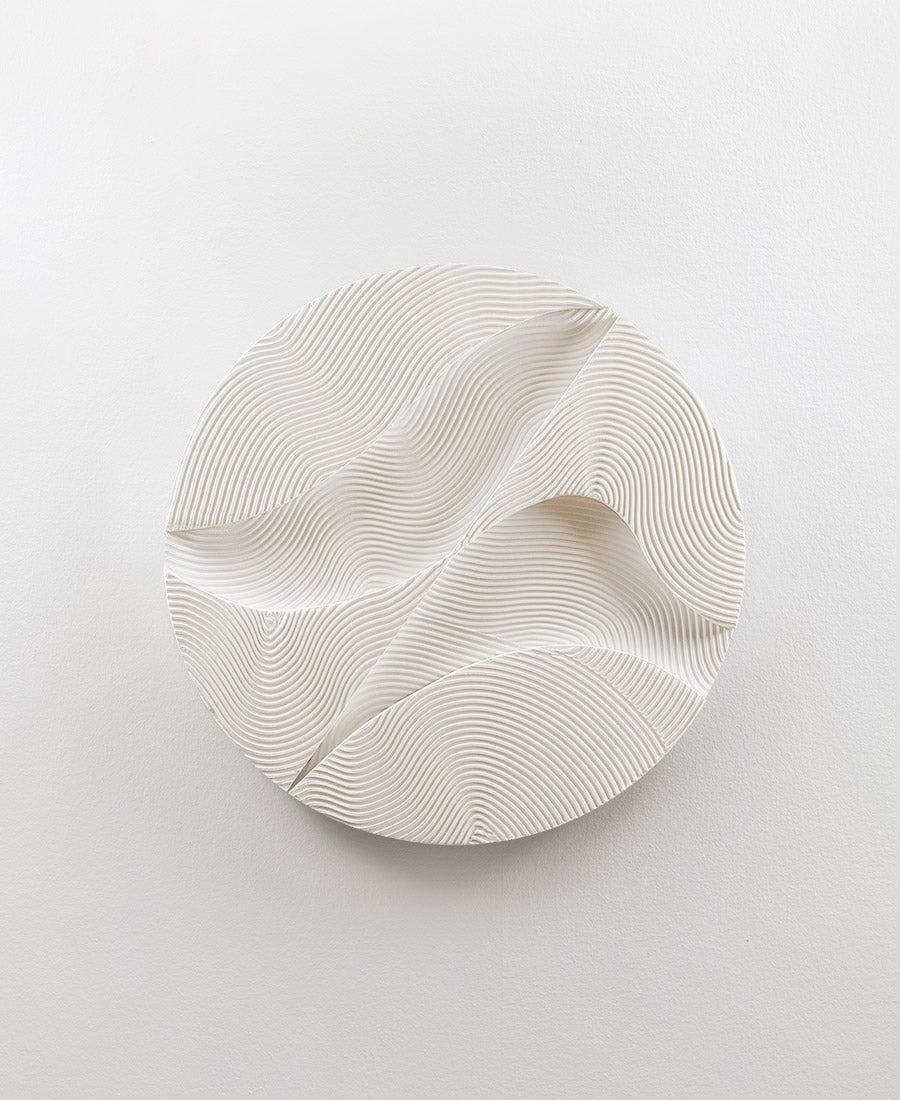 Image of White Sphere · Relief No. 2