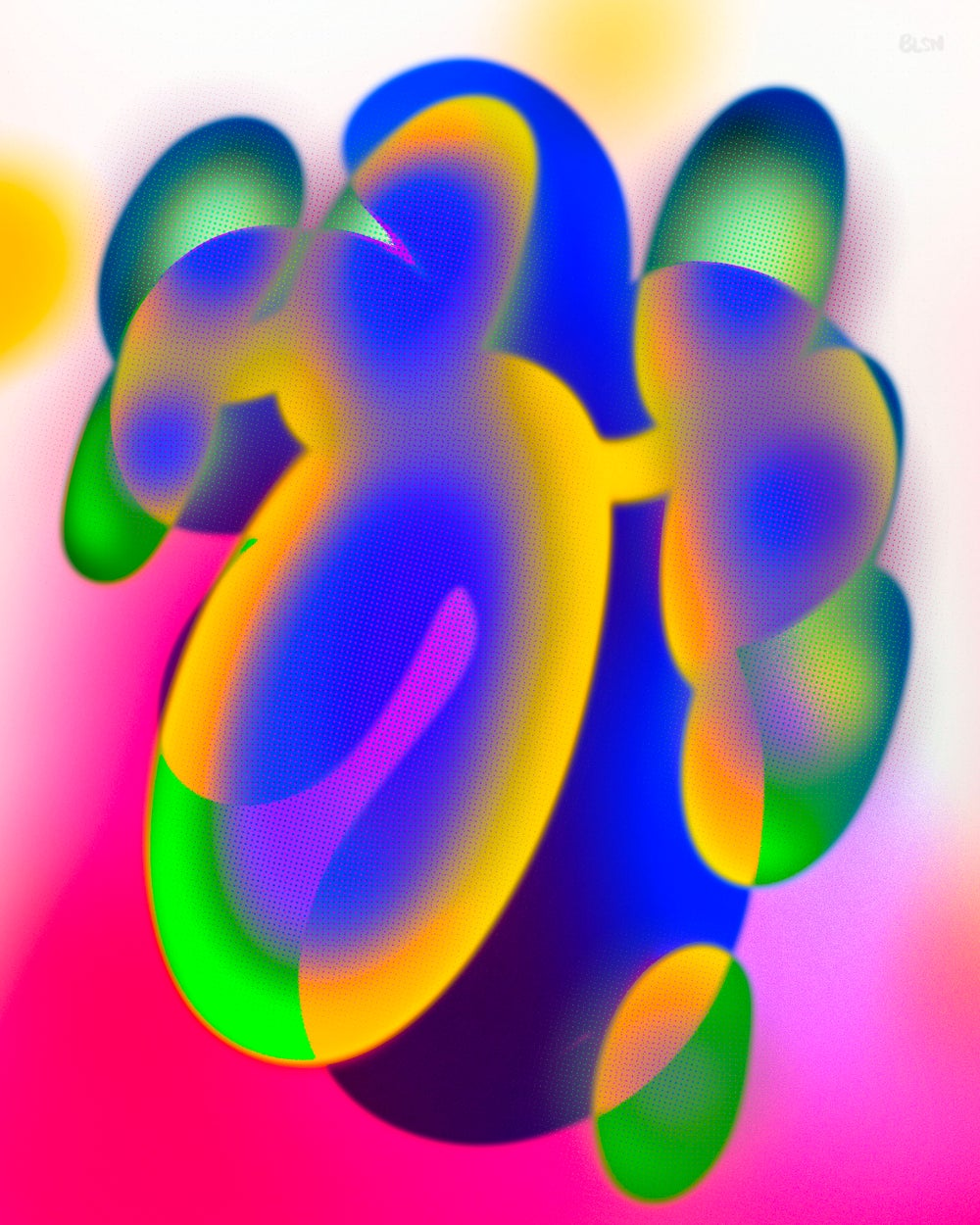 Image of ABSTRACT PRINTS