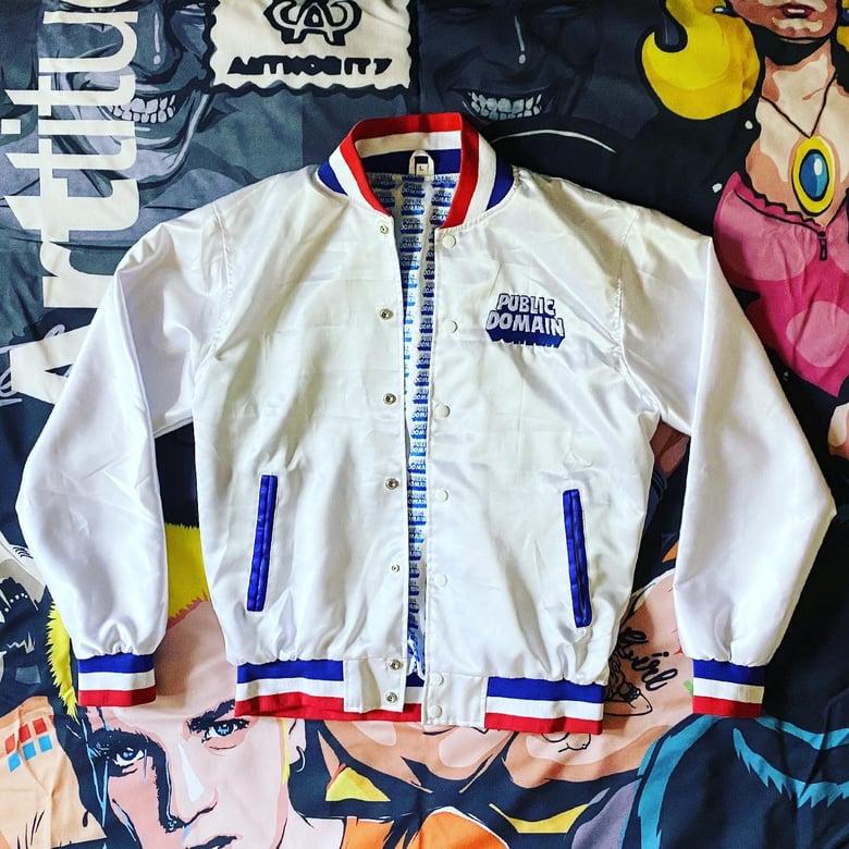 Image of Jiu-Jitsu Saves Jacket (pre order)
