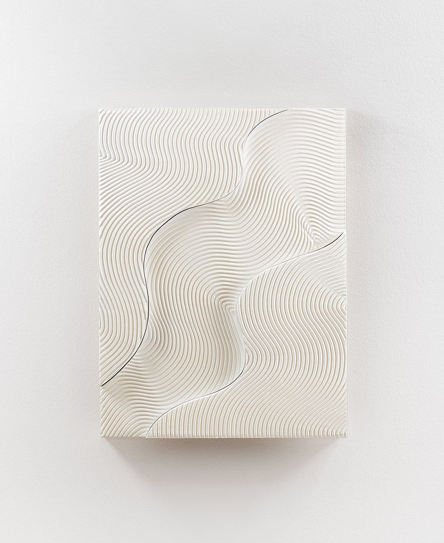 Image of Relief · Wave No. 2 (sold)