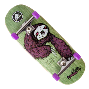 Image of Welcome Skateboards Sloth on the Golem Shape