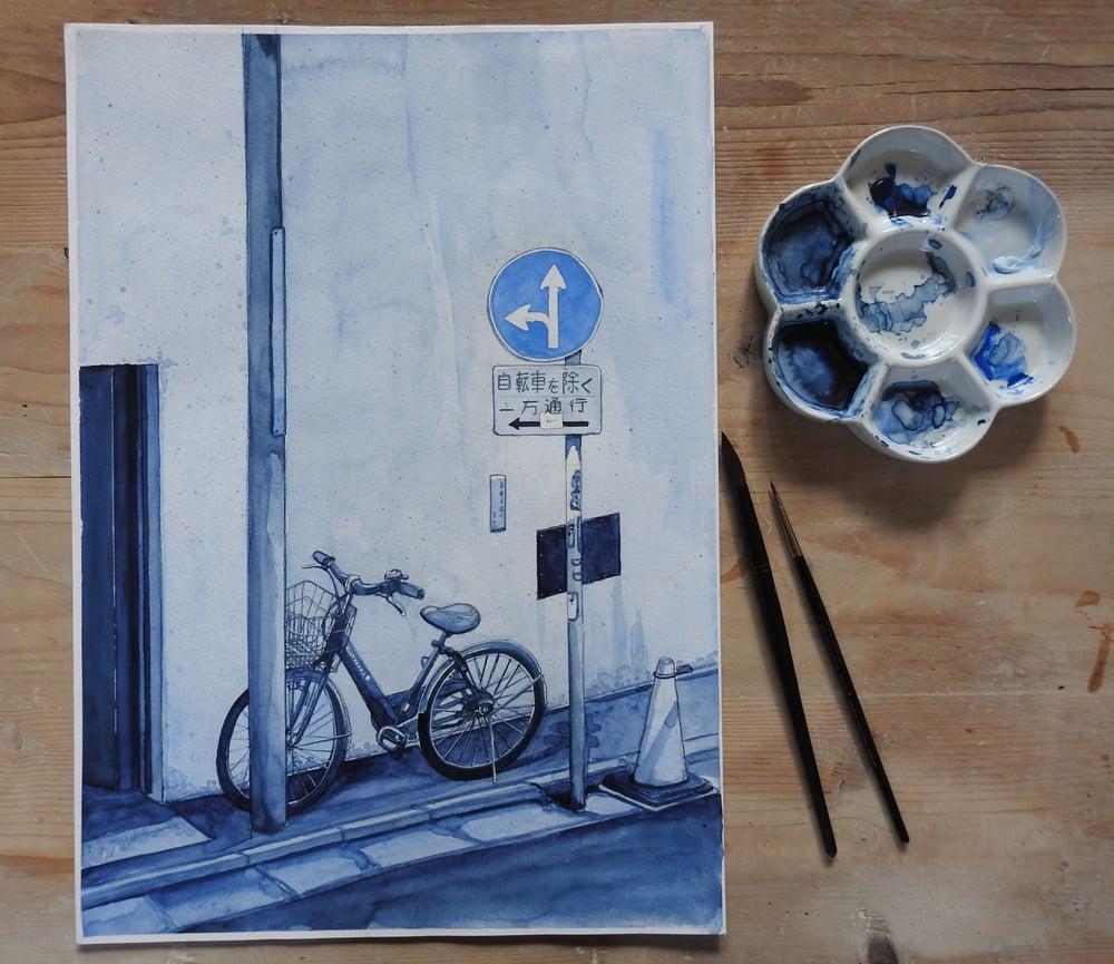 Image of Tokyo Bike - original