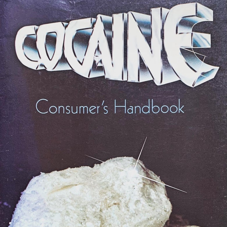 Image of (David Lee)(Cocaine Consumer's Handbook)