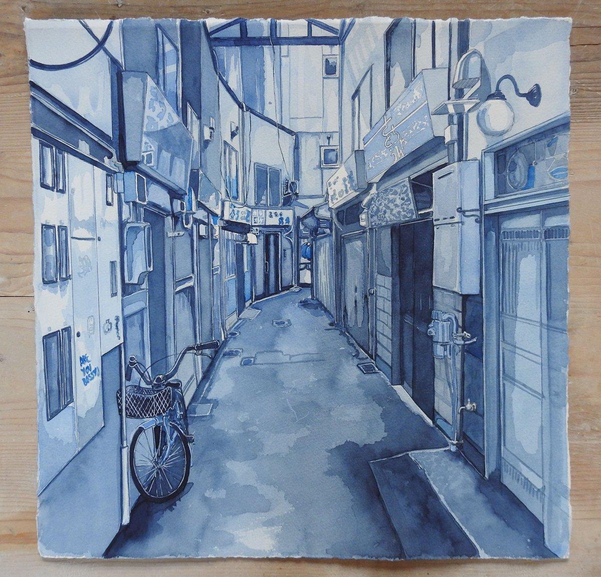 Image of nostalgia alley - original