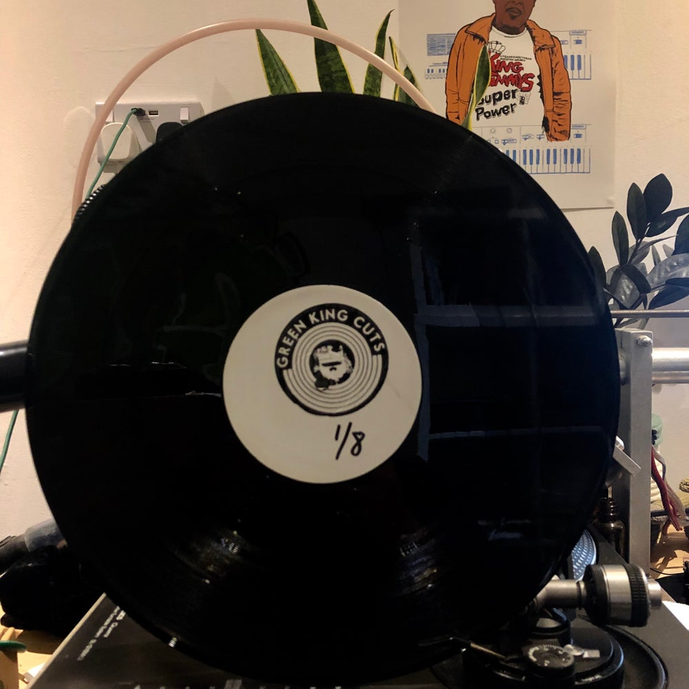 TEST PRESS GKCLP001 KING OF THE SEAS (8 COPIES)