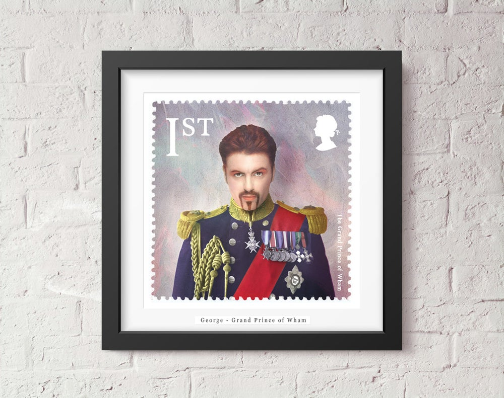 Image of The George Stamp