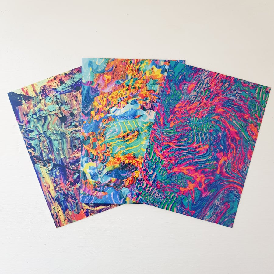 Image of Abstract Psych Art Pack
