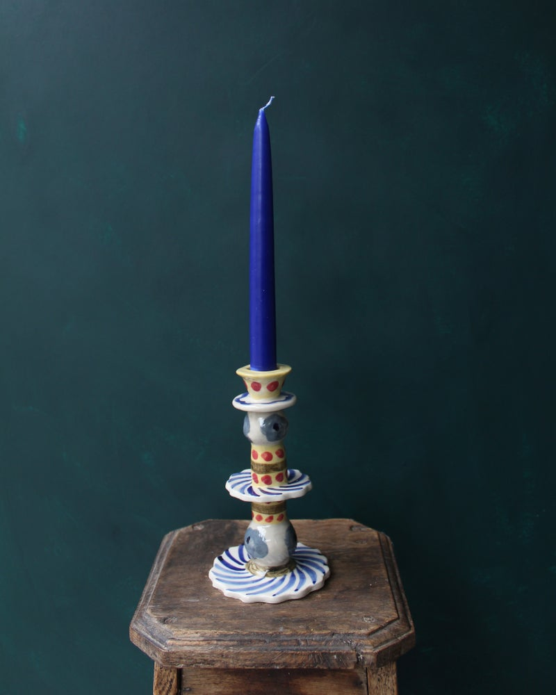 Image of Tiered bobble candlestick