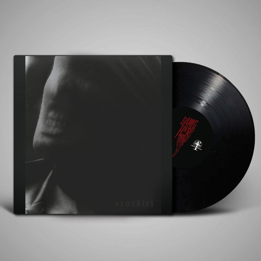 "Image of DAMGHAR ""EXORDIRI"" 12""LP"