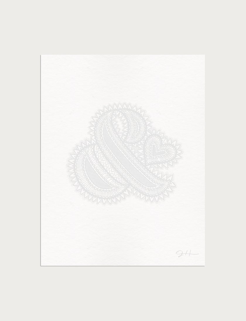 Lace Ampersand